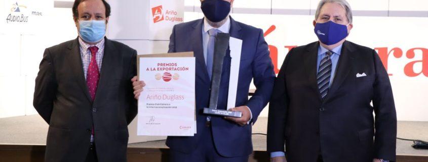 Entrega Premio internacionalización 2019